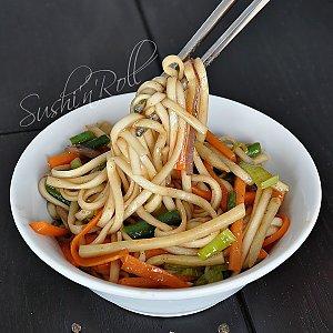 Вегетарианская лапша, Sushi n Roll