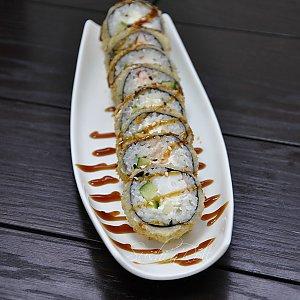 Ролл темпура с креветкой, Sushi n Roll