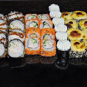 Сет Крабовый, Sushi n Roll