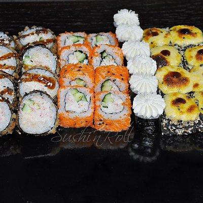 Заказать Сет Крабовый, Sushi n Roll