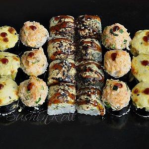 Сет Теплый, Sushi n Roll