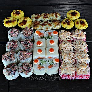 Сет Кармен, Sushi n Roll