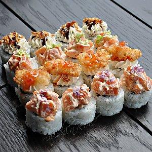 Сет Люкс, Sushi n Roll