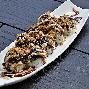 Запеченный ролл Искра, Sushi n Roll