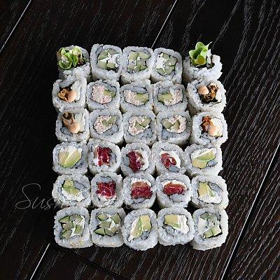 Заказать Сет White, Sushi n Roll