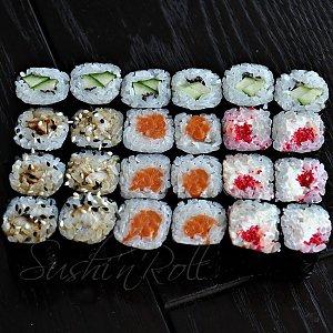 Сет Микс, Sushi n Roll