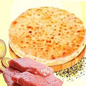 Пирог осетинский с мясом (900г), L абрус (Лабрус)