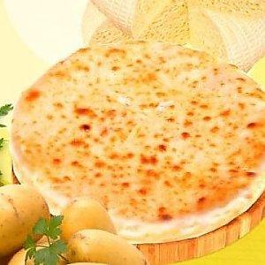 Пирог осетинский с сыром и картошкой (600г), L абрус (Лабрус)