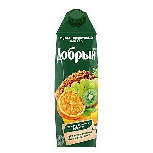 Сок Добрый Мультифрукт 1л, ASIAN FOOD