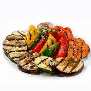 Овощи гриль, ASIAN FOOD