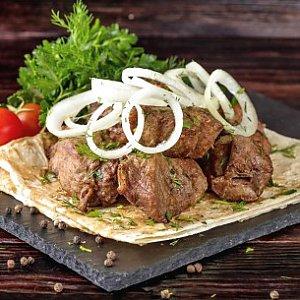 Шашлык по-кавказски (весовое), ASIAN FOOD
