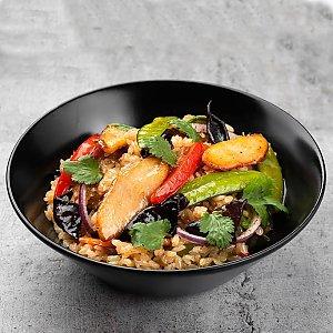 Ясай Яки с китайским рисом, ASIAN FOOD