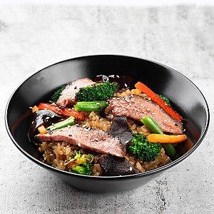 Тори Яки с китайским рисом, ASIAN FOOD