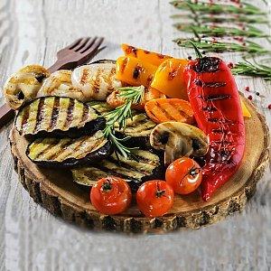Овощи Гриль, Шаурма Like