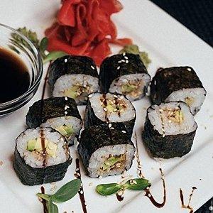 Суши Авокадо Хосомаки, MARTIN PIZZA + SUSHI