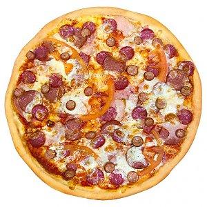 Пицца Майолона, Бургер Люкс