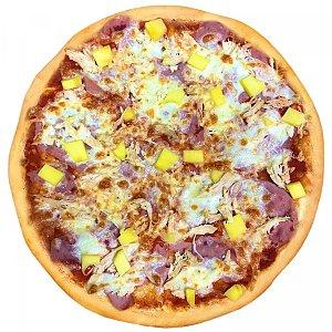 Пицца Гавайская, Бургер Люкс