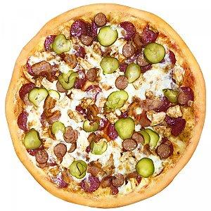 Пицца BBQ City, Бургер Люкс