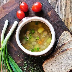 Суп с фрикадельками, КУХНЯ