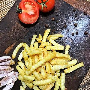 Картофель фри, КУХНЯ