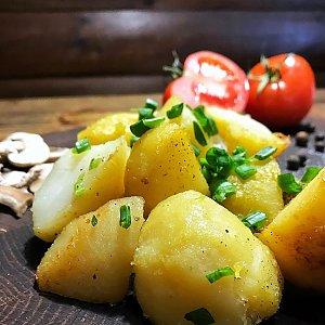 Картофель по-деревенски, КУХНЯ