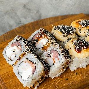 Суши запеченные Кунжут, Кафе Кунжут