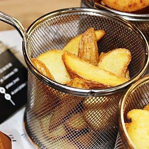 Картофельные дольки, ПИТА БАР