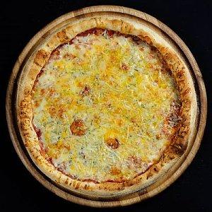 Пицца 4 сыра 25см, THE BOX 99