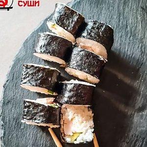 Ролл с лососем с/с, Империя Суши