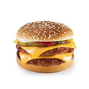 Дабл Чизбургер, Burger CLUB