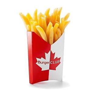 Картофель Фри стандарт, Burger CLUB