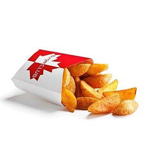Картофель по-деревенски большой, Burger CLUB