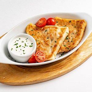 Блинчики с ветчиной и сыром, Pizza Smile - Жодино