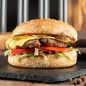 Чизбургер XXL, Шаурма Бургер №1