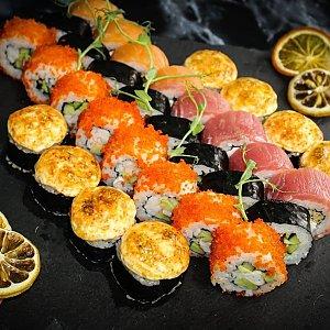 Сет Касиба, YoYo Sushi