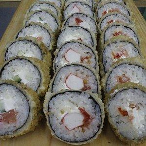Жареный Сет, YoYo Sushi