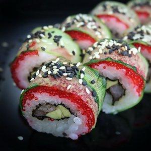 Киташи Маки, YoYo Sushi