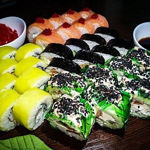 Сет №2, YoYo Sushi