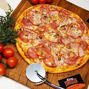 Пицца Европейская 35см, Хочу Пиццу - Бобруйск