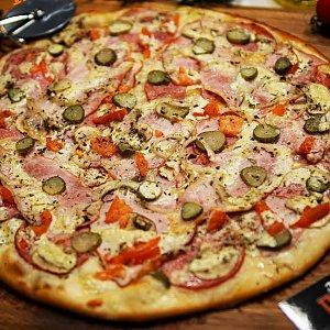 Пицца Италия 35см, Хочу Пиццу - Бобруйск