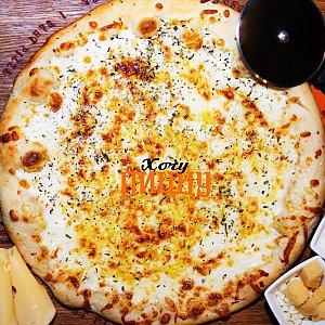 Пицца 4 Сыра 35см, Хочу Пиццу - Бобруйск