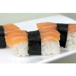 Нигири с лососем, КОК
