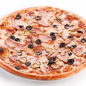 """Пицца """"Пикантная"""" большая (32см), Pizza Smile - Мозырь"""