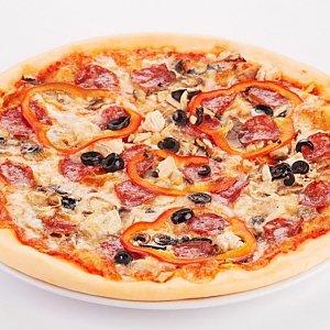 """Пицца """"Сытная"""" большая (32см), Pizza Smile - Мозырь"""