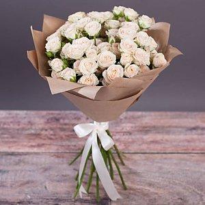 Букет кустовых роз, FRESH FLOWERS