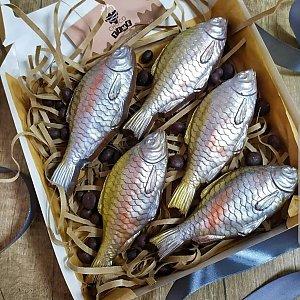 Композиция Рыбки, CHOCO TIME