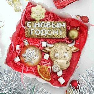 Новогодний подарок №13, CHOCO TIME