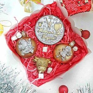 Новогодний подарок №15, CHOCO TIME