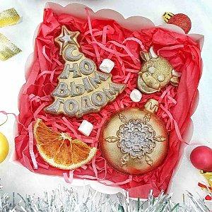Новогодний подарок №17, CHOCO TIME
