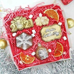 Новогодний подарок №18, CHOCO TIME